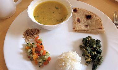 Ayurveda Mittagstisch